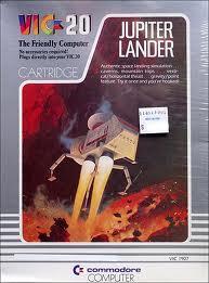 Jupiter Lander per Commodore VIC-20