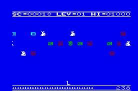 Kwazy Kwaks per Commodore VIC-20