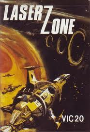 Laser Zone per Commodore VIC-20