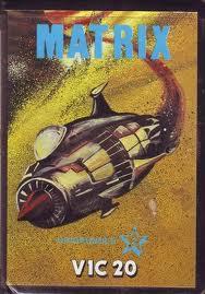 Matrix: Gridrunner 2 per Commodore VIC-20