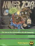 Miner 2049er per Commodore VIC-20