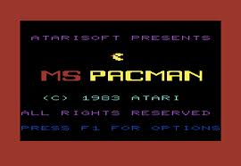 Ms Pac-Man per Commodore VIC-20