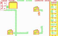 Pipes per Commodore VIC-20