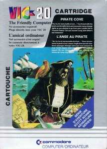 Pirate Adventure per Commodore VIC-20