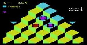Q*bert per Commodore VIC-20