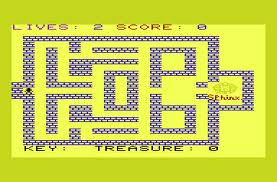 Riddle of the Sphinx per Commodore VIC-20