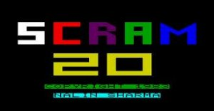 Scram 20 per Commodore VIC-20
