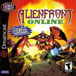 Alien Front Online per Dreamcast