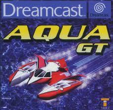 Aqua Gt per Dreamcast