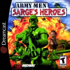 Army Men: Sarge's Heroes per Dreamcast