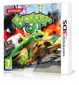 Frogger 3D per Nintendo 3DS
