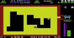 Slap Dab per Commodore VIC-20