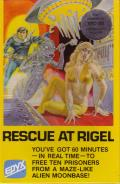 Starquest: Rescue at Rigel per Commodore VIC-20