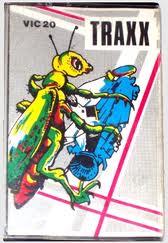 Traxx per Commodore VIC-20