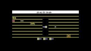 Turmoil per Commodore VIC-20