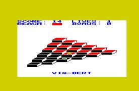 VIQ-Bert per Commodore VIC-20
