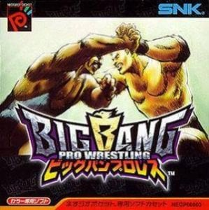 Big Bang Pro Wrestling per Neo Geo Pocket