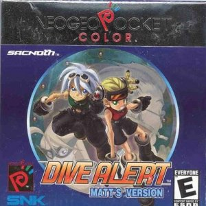 Dive Alert: Matt's Version per Neo Geo Pocket