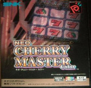 Neo Cherry Master per Neo Geo Pocket