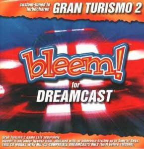 BLEEM! For Dreamcast Gran Turismo 2 Edition per Dreamcast