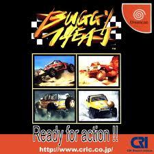 Buggy Heat per Dreamcast