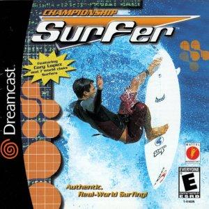 Championship Surfer per Dreamcast