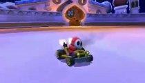 Mario Kart 7 - Gameplay della Coppa Fungo