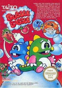 Bubble Bobble per Nintendo Entertainment System
