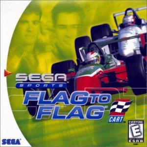 CART Flag to Flag per Dreamcast