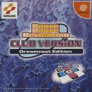 Dance Dance Revolution Club Version Dreamcast Edition per Dreamcast