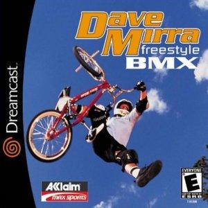 Dave Mirra Freestyle Bmx per Dreamcast