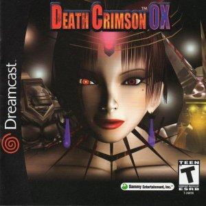 Death Crimson OX per Dreamcast