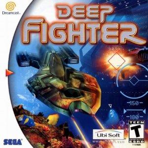Deep Fighter per Dreamcast