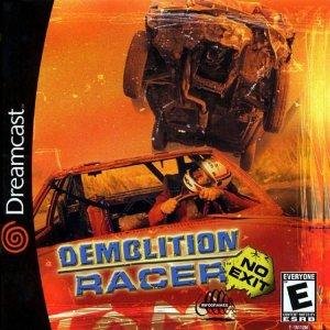 Demolition Racer: No Exit per Dreamcast
