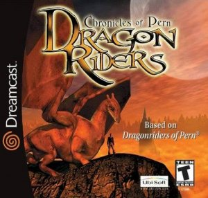 Dragonriders: Chronicles of Pern per Dreamcast