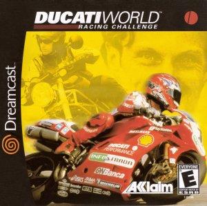 Ducati World Racing Challenge per Dreamcast