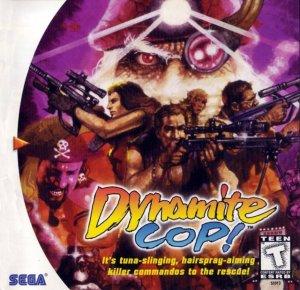 Dynamite Cop! per Dreamcast