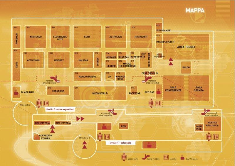 [GamesWeek] Il programma della Games Week 2011