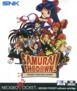 Samurai Shodown per Neo Geo Pocket
