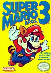 Super Mario Bros. 3 per Nintendo Entertainment System