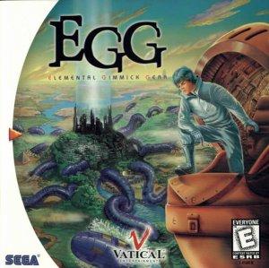 Elemental Gimmick Gear per Dreamcast