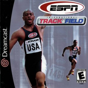 ESPN International Track & Field per Dreamcast