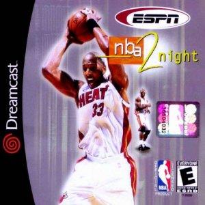 ESPN NBA 2Night per Dreamcast