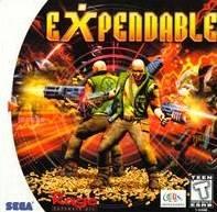 Expendable per Dreamcast