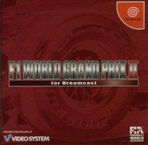F1 World Grand Prix 2 per Dreamcast