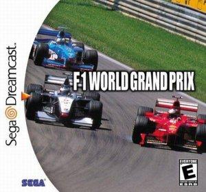 F1 World Grand Prix per Dreamcast