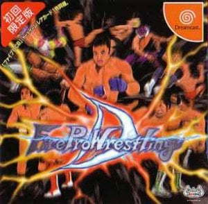 Fire ProWrestling D per Dreamcast