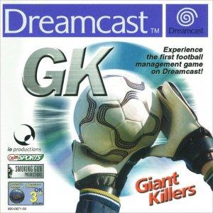 Giant Killers per Dreamcast