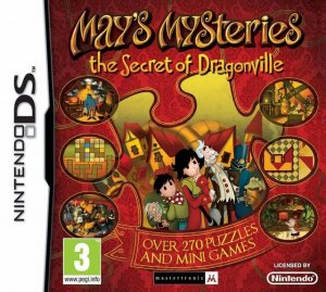 May's Mysteries: The Secret of Dragonville per Nintendo DS