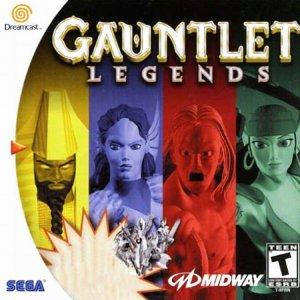 Gauntlet Legends per Dreamcast
